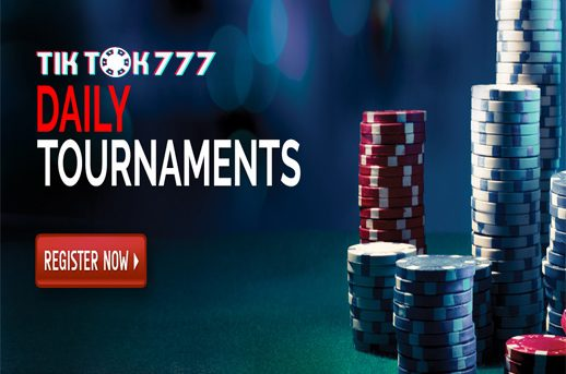 Cara Bermain Tournament Poker Online